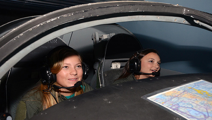 Inspiring the next generation of aviators