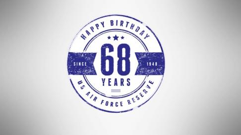 Happy 68th Birthday Air Force Reserve