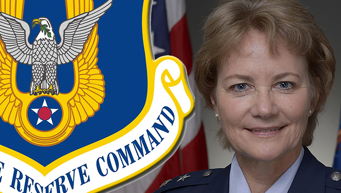 Miller nominated as next Chief of Air Force Reserve